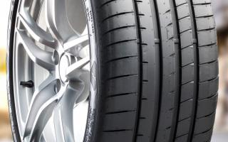 Хит-сезона от Goodyear - Eagle-F1-Asymmetric-3 в Днепре