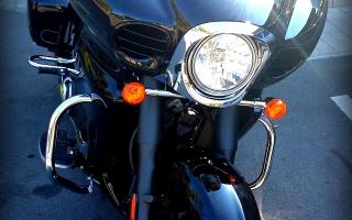 Полировка мотоцикла в Днепре
